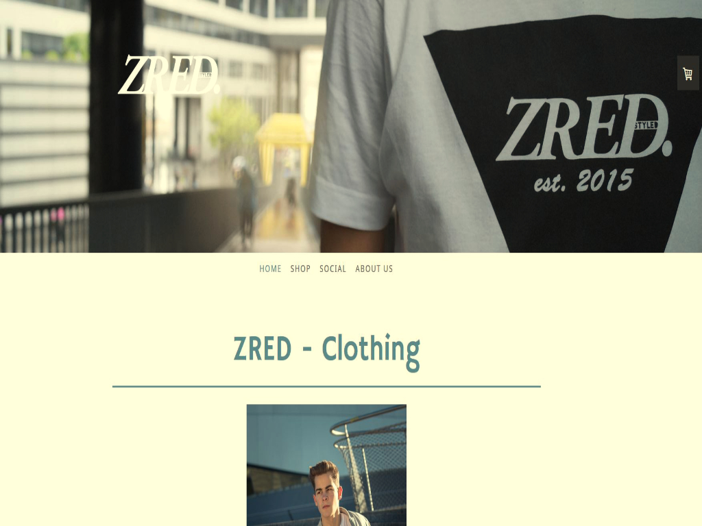 ZRED - Clothing