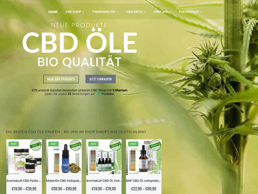BodyMindFree CBD Shop